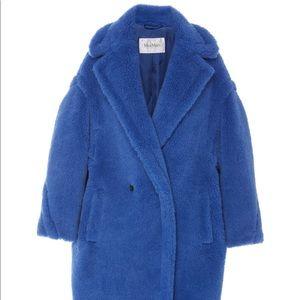 Max Mara Tedgirl Alpaca Wool Coat